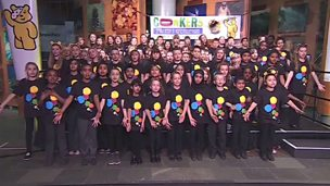 Image for BBC Children in Need Choir: Leicestershire