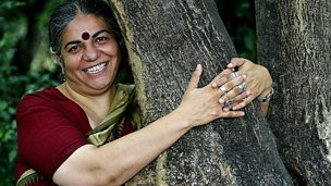 Image for Vandana Shiva, environmentalist
