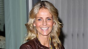 Image for Ulrika Jonsson's obsession with crosswords