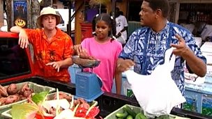 Shopping in Grenada