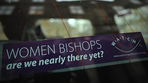 "Image for ""We don't need women bishops to prove that women are equal."""