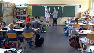The school day in Germany