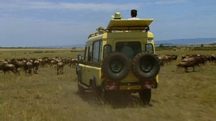 Going on holiday in Kenya