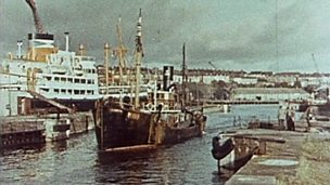 The history of Milford Haven - from fishing to oil production