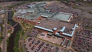 Sheffield - redevelopment and employment