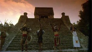 What customs did the Aztecs have?