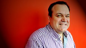 Image for Shaun Williamson: Celebrity Interview