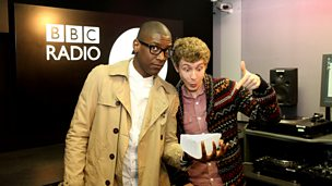 Image for Labrinth & Matt Edmondson