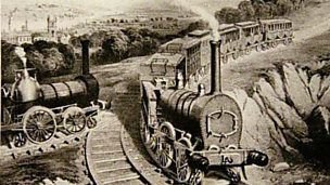 The railway age in Britain
