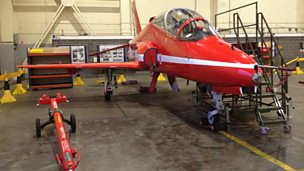 Image for New Red Arrows pilots