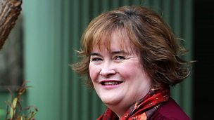 "Image for Susan Boyle ""I've mellowed a lot"""