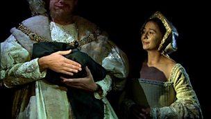 Jane Seymour and Henry VIII