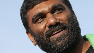 Image for Kumi Naidoo, executive director of Greenpeace International