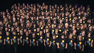 Image for BBC Children in Need Choir: Scunthorpe