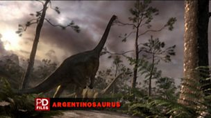 Image for Argentinosaurus - profile