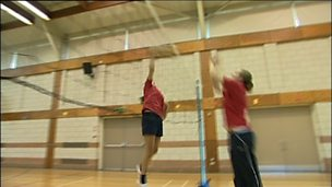 An introduction to volleyball