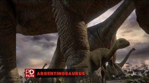 Argentinosaurus - profile