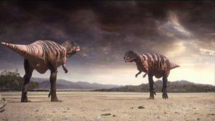 Carcharodontosaurus - profile