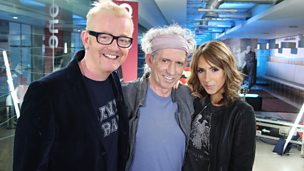 Image for The One Show meets The Rolling Stones: Keith Richards (part two)