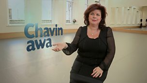 Elaine C Smith and regional variations of the Scots language