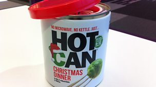 Image for Would you eat Christmas dinner from a can?