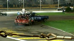 Racing cars - the effect of impact on metals