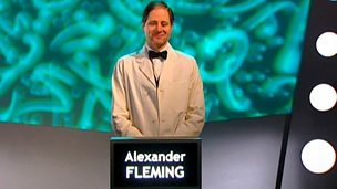 Sir Alexander Fleming - the discovery of penicillin