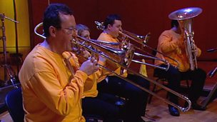 SEN Music - the brass section of the orchestra