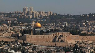 Mixed heritage, religion and politics in the Middle East - religious sites in Israel (pt 4/7)