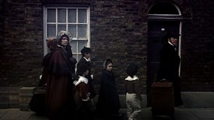 The childhood of Charles Dickens (pt 1/6 - dramatisation)