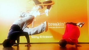 Breakdance and B-boying - an introduction