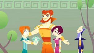 'Jason and Medea' (animation)
