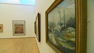 The inspiration behind L.S. Lowry's work