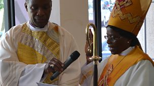 Image for Africa's first Anglican woman Bishop
