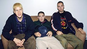 Image for Beastie Boys last interview with Zane