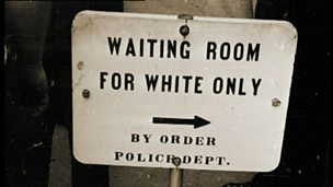 Racial segregation in the Southern states