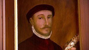 Mary's difficulties with Lord Darnley