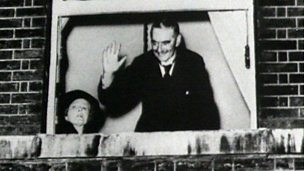 Neville Chamberlain achieves 'peace with honour'