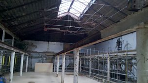 Image for Shrewsbury Flax Mill: inside the dye works