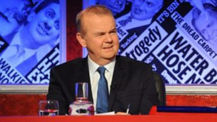 "Image for Ian Hislop: ""This is very embarrassing, but I do agree with the Prime Minister."""