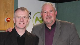 Image for Jake O'Kane in conversation with Gerry Kelly