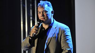 Image for Stewart Lee on other comedians