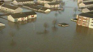 River Tay - Flooding