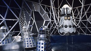 Image for Steven Moffat on The Evil of the Daleks