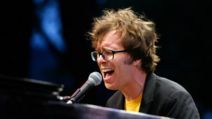 Image for Ben Folds on photography and song writing