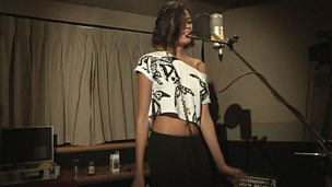 Image for AlunaGeorge - Just a Touch live from Maida Vale