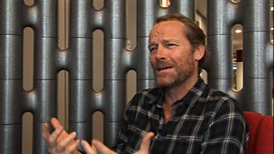 Image for Iain Glen on why The Count of Monte Cristo works well on radio