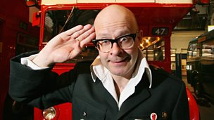 Image for Harry Hill reflects on TV Burp