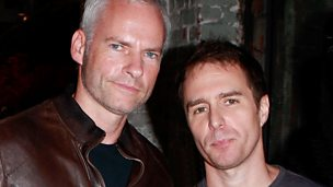 Image for Martin McDonagh and Sam Rockwell on screen violence