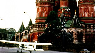 Image for Landing in Red Square